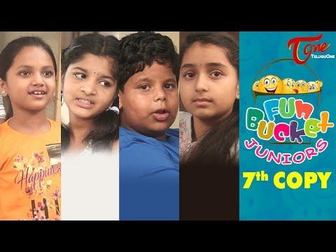 Fun Bucket JUNIORS   Kids Jokes   Episode 7   Kids Funny Videos   Comedy Web Series