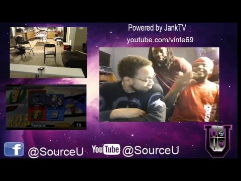 SourceU Presents SMASH TILL YOU CRASH :SMASH BROTHERS TOURNAMENT