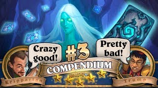 THE WITCHWOOD. BEST NEW HEARTHSTONE CARD #3. (Trump & Kripparrian Quick React to New Cards Weekly)