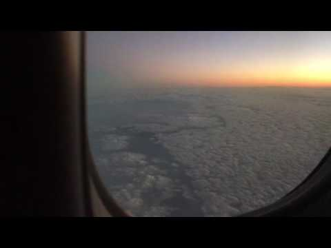 Sunrise From United Airlines ATL To Houston