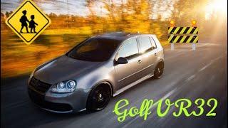 Golf 5 R32 F-Town Klappenabgasanlage 88,9 mm EXTREM LAUT