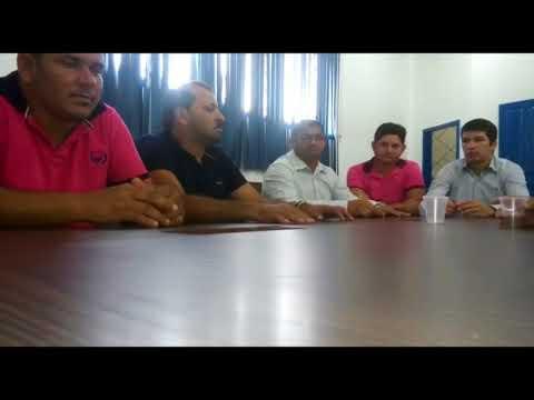 Vereador denuncia uso de máquina da Prefeitura em propriedade particular e vereadores são ameaçados - Vìdeo