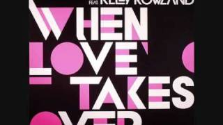 David Guetta feat. Kelly Rowland - When Love Takes Over (HeartBazz