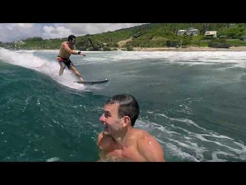 Lesser Antilles 2017 Second Cut