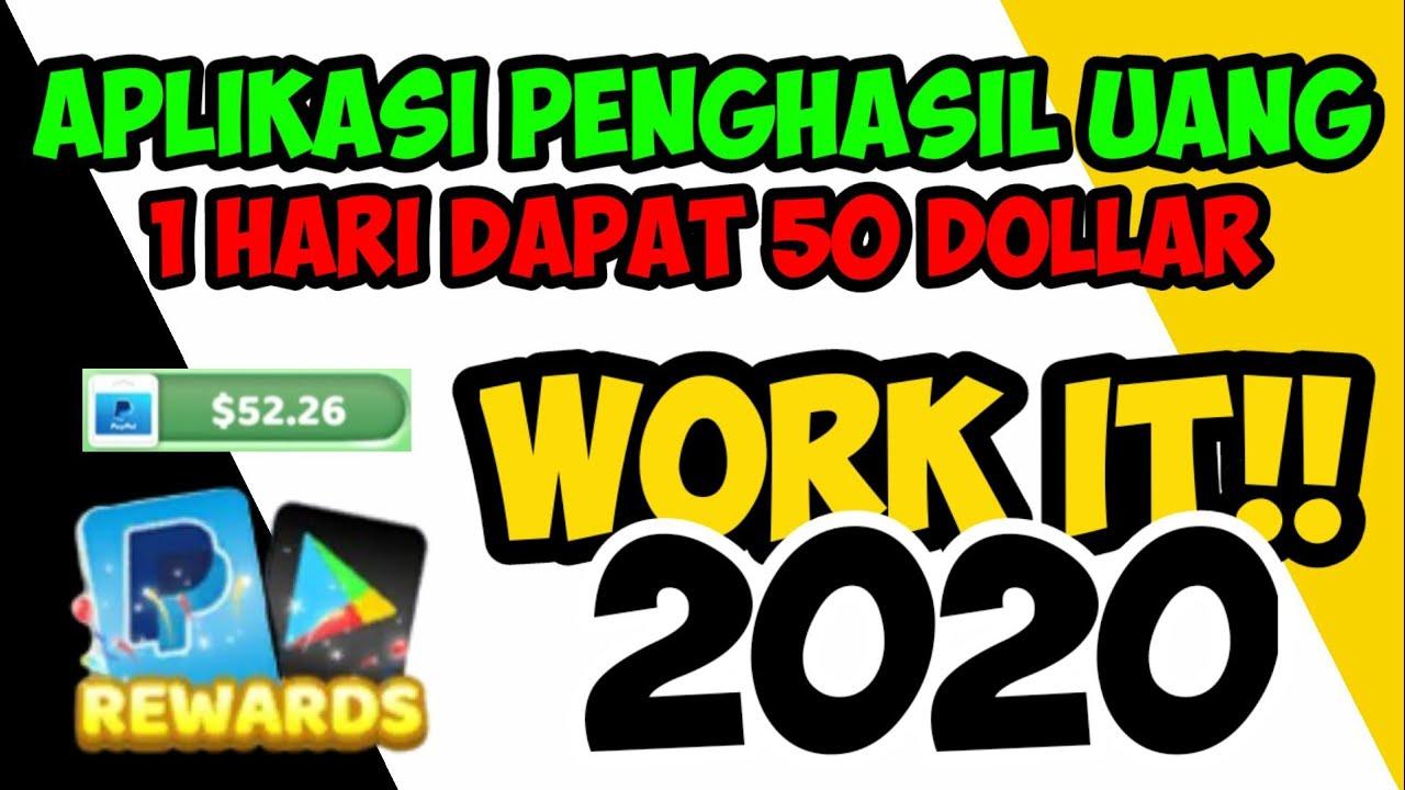 APLIKASI PENGHASIL UANG TERBUKTI MEMBAYAR TAHUN 2020 ...