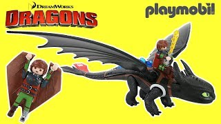 Playmobil Dragons Hiccup & Toothless (9246)