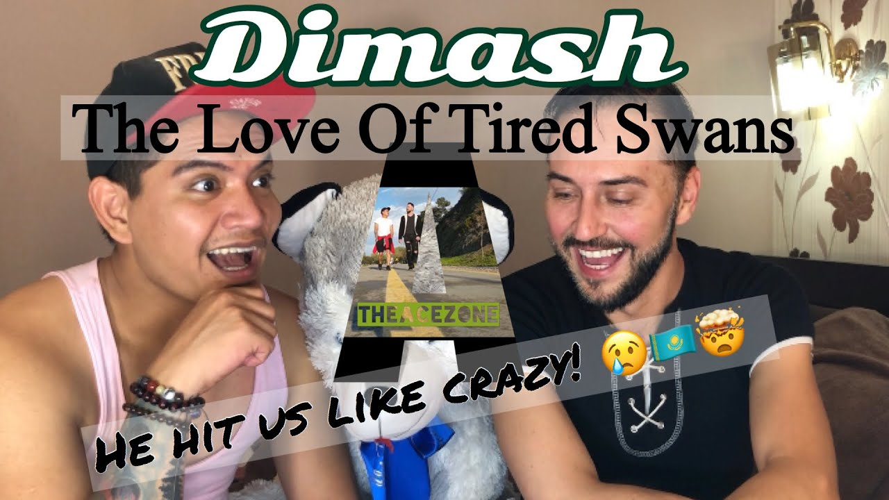 Singer Reacts| Dimash- The Love of  Tired Swans