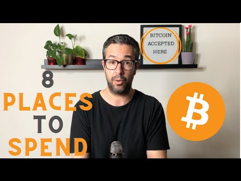 Who Accepts Bitcoin As Payment? Where Can I Spend Crypto? 8 Places