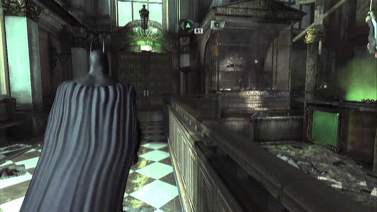 Batman: Arkham City (Walkthrough[Part 1]/Commentary) - YouTube