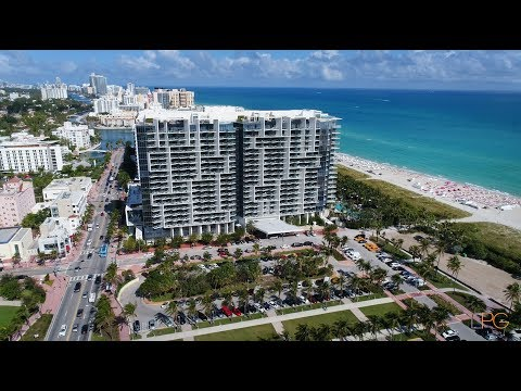 The W South Beach Penthouse -- Lifestyle Production Group