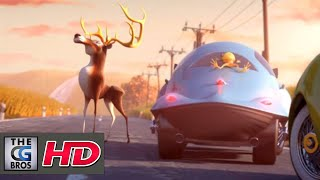 "CGI 3D Animated Short ""Wildlife Crossing"" - by 3Bohemians"