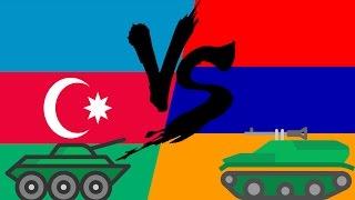 Армения VS Азербайджан | Противостояние