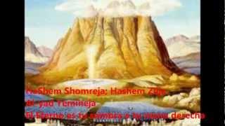 Salmo 121-Shir LaMaa'alot/Hebreo-Español Subtitulos