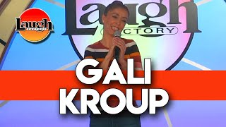 Gali Kroup | Travel by Air | Laugh Factory Las Vegas Stand Up Comedy