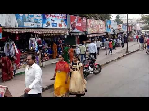 Eluru Road to Bus Stand-Vijayawada-Present Developments as on 26.01.2017