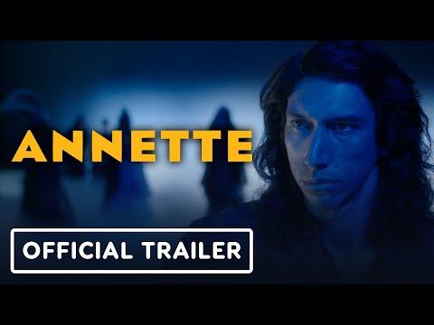 Annette - Official Final Trailer (2021) Adam Driver, Marion Cotillard