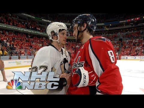 Crosby vs. Ovechkin through the years | Hockey Week in America | NBC Sports