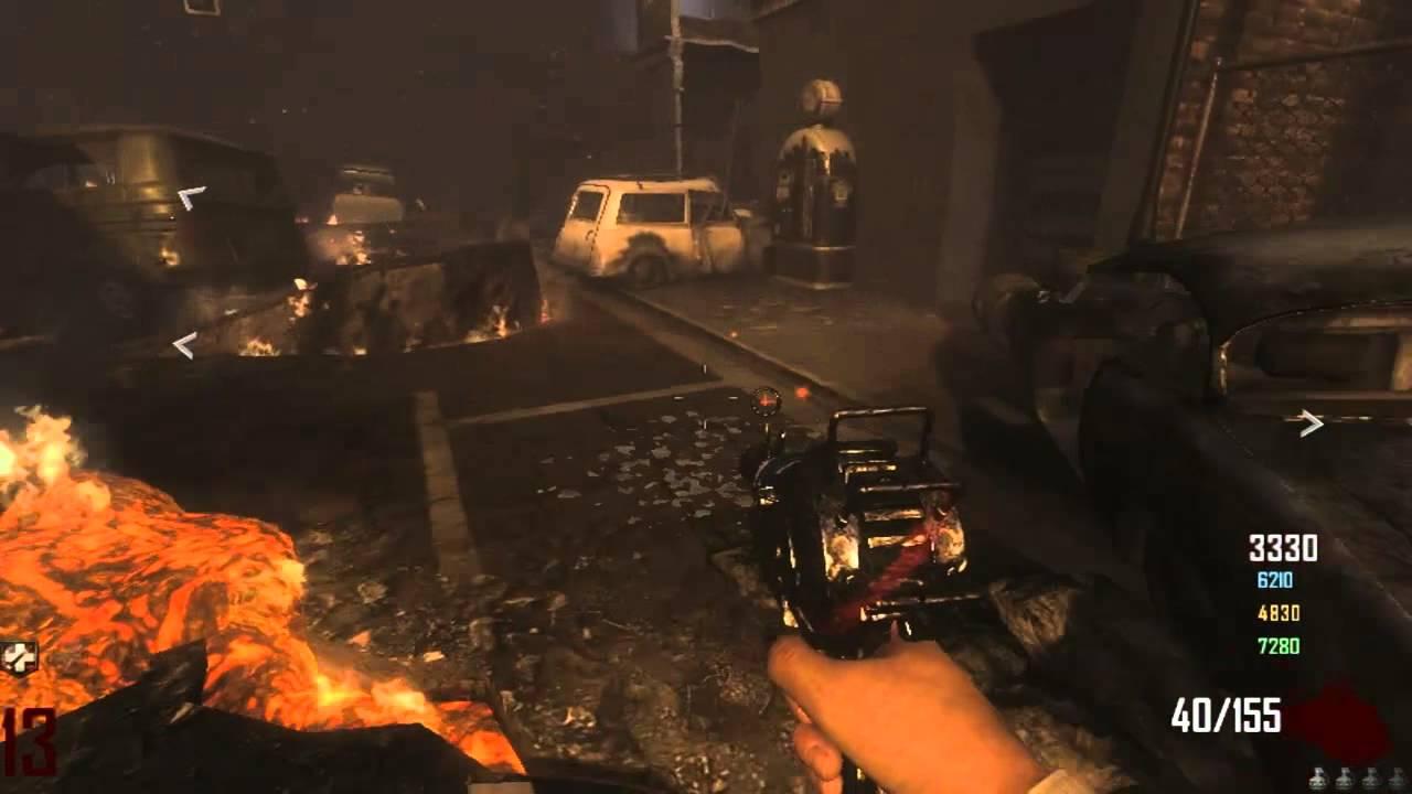 Black Ops 2 Zombie Modus Uberleben 21 Runden German Deutsch Youtube