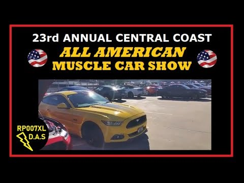 23rd Annual All American Muscle Car Show