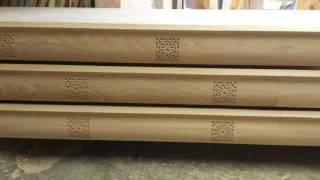 جديد سدادر خشبية لصالون مغربي قمة في الابداع