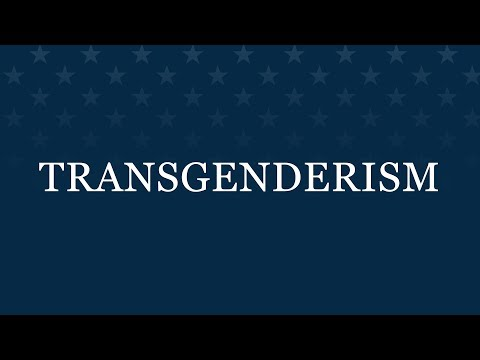 What Does the Bible Say About Transgenderism?