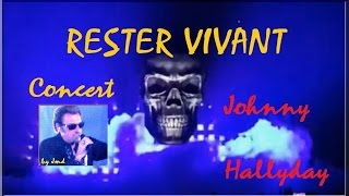 CONCERT JOHNNY HALLYDAY ZENITH de DIJON, (Version longue), Octobre 2015, by Jmd