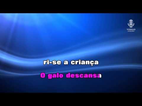 ♫ Karaoke DIA DE FOLGA- Ana Moura