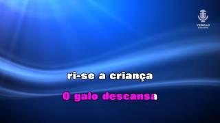 ♫ Karaoke DIA DE FOLGA  - Ana Moura