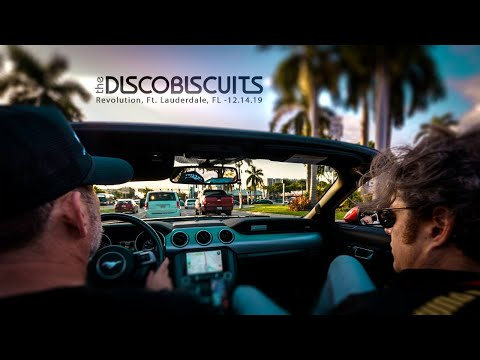 The Disco Biscuits - 12/14/2019 - Revolution Live, Fort Lauderdale, FL