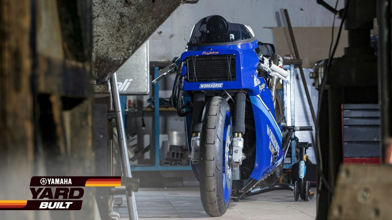 """Yard Built - XSR700: """"Custom Dragster"""" by Workhorse Speed Shop"""