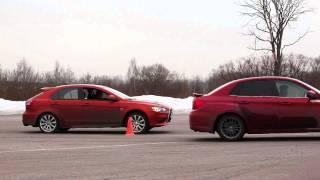 Subaru Impreza WRX vs Mitsubishi Lancer Ralliart