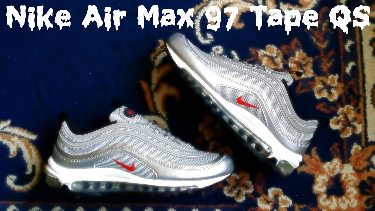 Nike Air Max 97 White Tan Men's Shoes For Sale Online Cheap