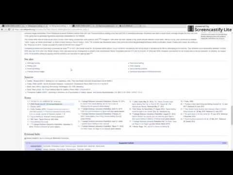 Как оформить ссылку на википедию в списке литературы