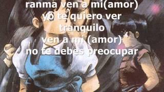 Ranma 1/2 Ending Latino Letra