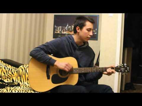 песни под гитару Cover Version Время юности моей