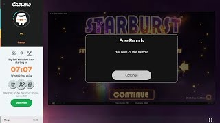 Casumo Casino – How to Register and Get 20 Free Spins on Starburst