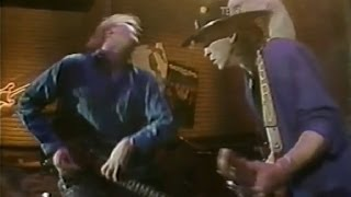 Stevie Ray Vaughan & Jeff Healey -