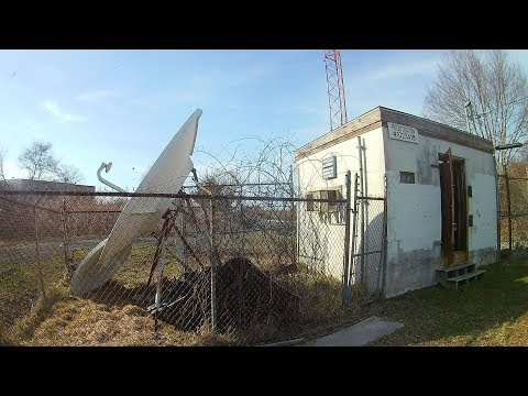 WADK Radio Station And Transmitter Site Tour
