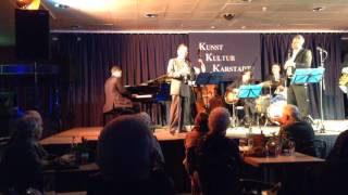 "INTERNATIONAL HOT JAZZ QUARTET meets Japanese Friends - ""Wholly Cats"""