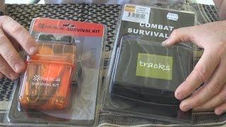 Survival Kit Reviews - Tactical Survival Kit and Bush Tracks Combat Survival Kit