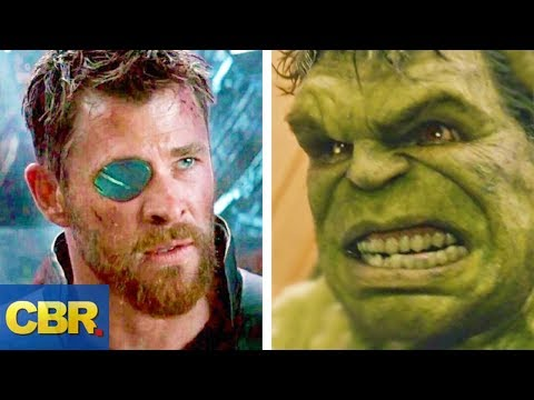 10 Marvel Superheroes Who Annoy Thor The Most
