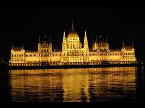 Europe by River: BUCHAREST to BUDAPEST