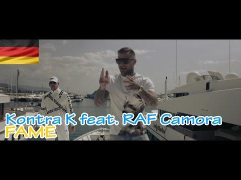 💢REAKTION💢 Kontra K feat. RAF Camora - FAME