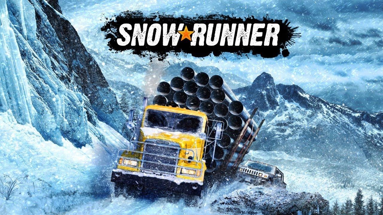 АЛЯСКА! Соло прохождение! # 11 | SnowRunner