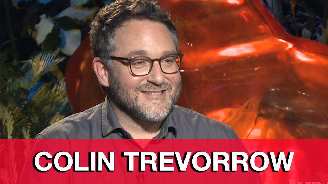 colin trevorrow jurassic world interview