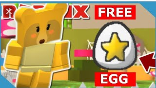 I'VE GOT MY FIRST STAR EGG!!! | ROBLOX bee swarm simulator