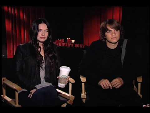 Jennifer's Body- Megan Fox and Johnny Simmons Interview