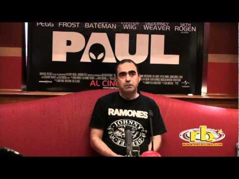 PAUL - conferenza stampa con Elio (di Elio e Le Storie Tese) - WWW.RBCASTING.COM