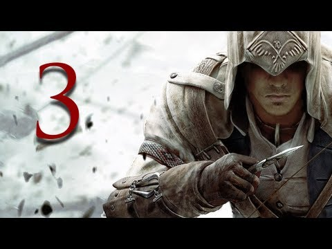 Mr. AND Mrs. Odd FAIL AT Assassin's Creed 3 - Sequence 2 ...