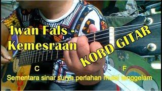 Iwan Fals - Kemesraan (cover) | Kord Gitar